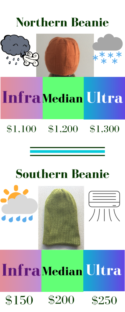 Price List all beanies